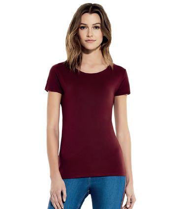 Continental Clothing Women's Regular Fitted T-shirt N09